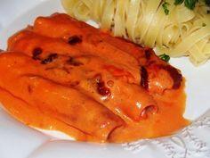 Les recettes de Virginie - Jambon sauce au madère.