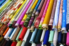 Get yourself a beautiful ao dai tailored at any of our favourite tailor shops in Ho Chi Minh City. Tailor Shop, Ho Chi Minh City, Projects To Try, Sewing, Crochet, Fabric, Crafts, Diy, Stuff To Buy