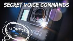 In this video I go over some of the secret voice commands hidden in the GoPro Hero At some point GoPro introduced some hidden voice commands that are not . Gopro Diy, Gopro Hero 5, The Voice, Angles, Jeep, Black, Photography, Tutorials, Cheese