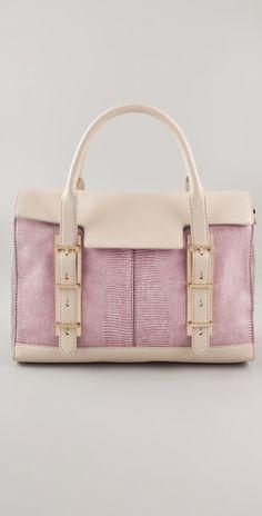 We love this @botkier bag! So feminine.