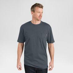 Dickies Men's 2 Pack Cotton Short Sleeve Pocket T-Shirt - Charcoal (Grey) XX-Large, Size: Xxl