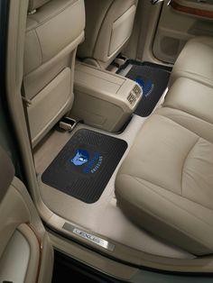 NBA - Memphis Grizzlies Backseat Utility Mats 2 Pack 14x17