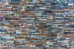 Tijolos, Parede, Grafite, Textura