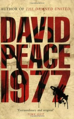 Red Riding Nineteen Seventy Seven: Red Riding Quartet by David Peace, http://www.amazon.co.uk/dp/1846687063/ref=cm_sw_r_pi_dp_I9rwrb1EP94AX
