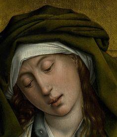 The Descent from the Cross, Rogier van der Weyden