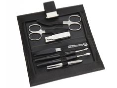SOLINGEN STAINLESS STEEL MANICURE SET BY HANS KNIEBES