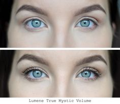 Make-up blogger @erikanaakka  tried our new Lumene True Mystic Volume Mascara. Check out the amazing before and after photos in her blog! #mascara #lumene