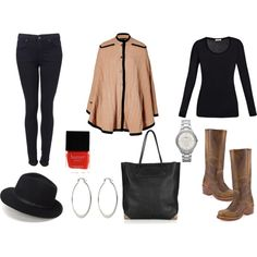 Rustic Chic, created by khali053 on Polyvore