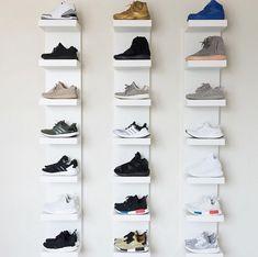 shoe shelf ikea marvelous shoe shelves in image with shoe shelves hanging shoe rack ikea uk Ikea Lack Shelves, Lack Shelf, Shoe Shelves, Shoe Storage, Shoe Racks, Shoe Rack Ikea, Sneaker Storage, Shoe Shelf Ikea, Wall Shelves