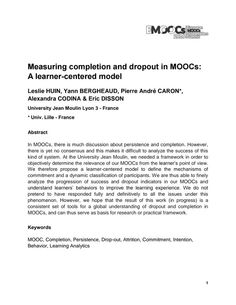 Measuring+completion+and+dropout+in+MOOCs:+A+learner-centered+model