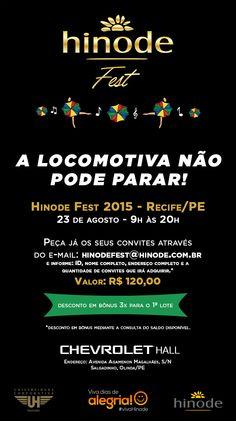 Hinode Fest - Recife/PE