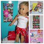 Doll Play Day 4 Make A Summer Memory Board