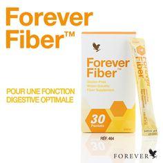 J+20 : Recevez toutes les fibres indispensables chaque jour grâce à Forever Fiber. Rendez-vous sur www.foreverliving.fr ! #IamForeverFit