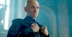 'Gotham' Preview Teases Villains Victor Zsasz and Scarecrow -- Mr. Zsasz is gunning for Gordon in a new 'Gotham' sneak peek, which includes possible glimpses at villains Scarecrow and Professor Pyg. -- http://www.tvweb.com/news/gotham-tv-show-preview-villains-victor-zsasz-scarecrow