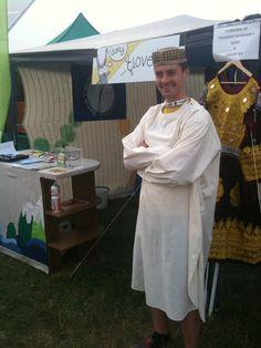 Festival Pohoda 2012 a afgánske kroje