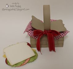 Sandwich and basket card :: Search Results :: Confessions of a Stamping Addict