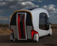 Modular Motorhome, innovation vehicle