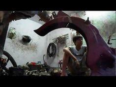 Honda Super Cub C70 restoration - YouTube