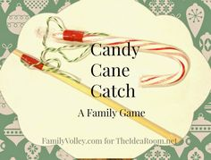 Holiday Game: Candy Cane Catch - The Idea Room
