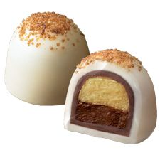 Godiva Crème Brûlée Truffle