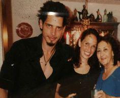 Chris - Susan family