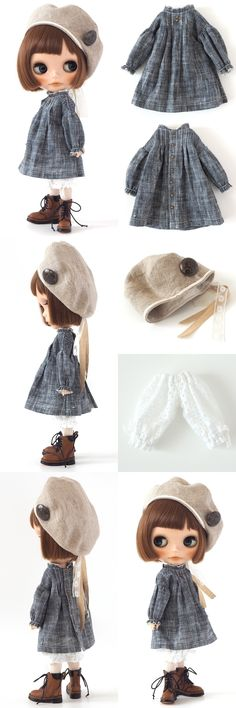 ** Blythe outfit ** Lucalily 540 ** - ヤフオク!