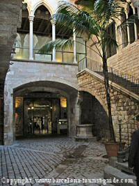Berühmte Sehenswürdigkeiten für Touristen in Barcelona   Picasso Museum