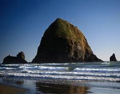 Cannon Beach, OR  I miss my Pacific Coast!