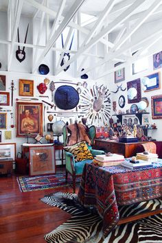 Curated Home - Why Maximalism Is The New Minimalism - Photos