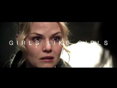 Swan Queen - Girls like Girls - YouTube