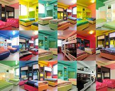 Hostel in Central Facilities