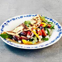 Letut ja lämmin fetasalaatti | K-ruoka