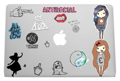 """""""Laptop tag"""" by bakemona13 ❤ liked on Polyvore featuring art"""