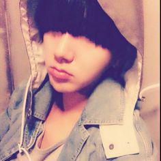 Que hermoso que esta Yesung