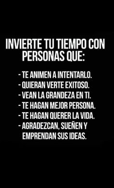 Positive Phrases, Motivational Phrases, Spanish Inspirational Quotes, Spanish Quotes, Quotes To Live By, Life Quotes, Millionaire Quotes, Emotional Intelligence, Yoga