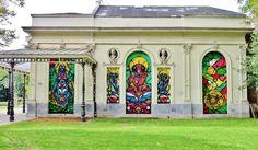 Dzia Krank and Gijs Vanhee (...) - Harmoniepark, Antwerpen (Belgium)