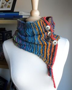 Whimsical Elf Couture Cowl. This is adorable. I don't know who I'm pinning it for, but I'm hoping someone will make me one.