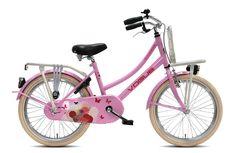 Vogue Transporter 20 inch Meisjes Pink  Een Vogue Transporter is dé transportfiets van Nederland met een elegant design én stijlvolle uitstraling én die goed betaalbaar is. Verder hebben de nieuwe Vogue fietsen een prima prijs-kwaliteitverhouding en zorgt Vogue altijd voor een innoverende collectie. Het mooie is dat er een Vogue fiets is voor elke type fietser en elk type persoon. Misschien houdt u van een transportfiets met eigentijdse vormen en modieuze kleuren of u vindt bijvoorbeeld de…