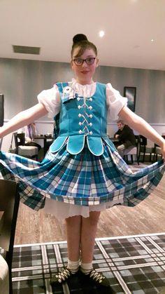 #bonnietartan Scottish Fashion, Dance With You, Dance Outfits, Tartan, Harajuku, Dancing, Aqua, Velvet, Dresses