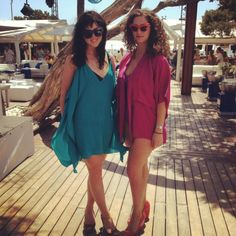 What ELLE wears, at Blue Marlin, Ibiza... See what else we're wearing for #ELLEIbiza2012 http://www.elleuk.com/star-style/elle-in-ibiza/what-elle-wears-in-ibiza-day-2