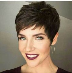 20 Superb Short Pixie Haircuts for Women Short Pixie Hairstyles Related posts:Best Short Haircuts and Styles for Women - Styles ArtShort and Stylish Hairstyles for Women Over 50 straight hairstyles for women over 50 Choppy Pixie Cut, Short Pixie Haircuts, Short Hairstyles For Women, Straight Hairstyles, Cool Hairstyles, Sassy Haircuts, Pixie Haircut For Thick Hair, Black Hairstyles, Long Pixie Hair
