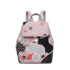Designer Clothes, Shoes & Bags for Women Small Backpack, Backpack Purse, Clutch Bag, Leather Backpack, Fashion Backpack, Radley Handbags, Creative Bag, London Summer, Pink Leather