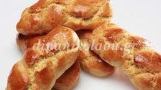 15΄ 15΄ – 18΄ 60-70 κουλούρια 20΄  Κλασσικά κουλουράκια αμμωνίας. Αφράτα και ταυτόχρονα τραγανά. Δεν πρέπει να λείπουν από τις πασχαλινές μας δημιουργίες. Υλικά Εκτέλεση 200 γρ. βούτυρο… No Bake Cake, French Toast, Sweets, Cookies, Breakfast, Baking Cakes, Food, Crack Crackers, Morning Coffee