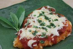CheesyChickenParm by mealmakeovermoms