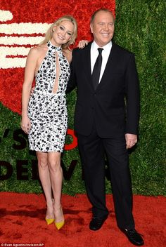 Dirtiest red carpet ever!Two years ago, Kate teamed up with Michael Kors to promote his m...