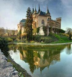 Amazing! Bojnice Castle, Slovakia