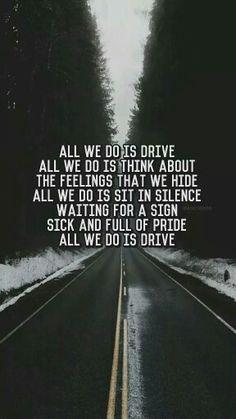 Drive // Halsey