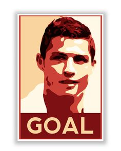 Online Posters India Cristiano Ronaldo Goal Manchester United Poster – PosterGuy
