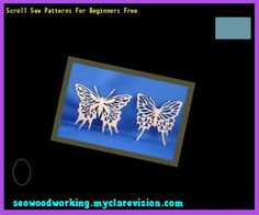 Scroll Saw Patterns For Beginners Free 160951 - Woodworking Plans and Projects!