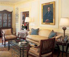 Senator Ted and Victoria Kennedys Washington DC Home